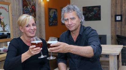 """Frank van De Schieve brouwt bier met gloeiend hete kasseien: """"We willen onze passie delen"""""""