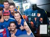 Voetbalfanaat Jos waste drie weken lang Maradona's shirts