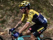 Indrukwekkende Roglic bezorgt Jumbo-Visma op Col de Porte opnieuw een zege