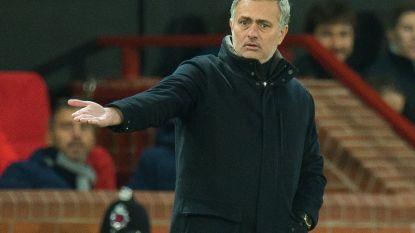 Mourinho's vuur slaat niet meer over