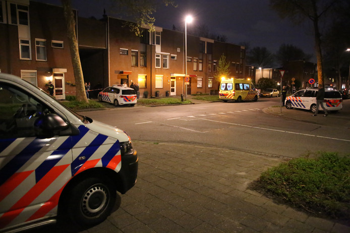 Schietpartij op het Kwikstaartveld in Zoetermeer.