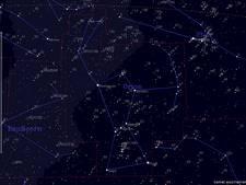 Vallende sterren zien? Kijk zaterdag schuin omhoog naar het zuiden