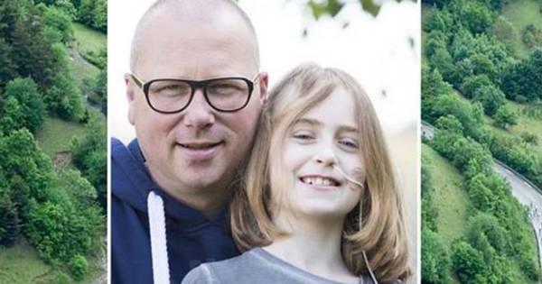 'Kil en koud briefje' aan ouders van overleden Luna (9) zorgt voor woede in Oisterwijk