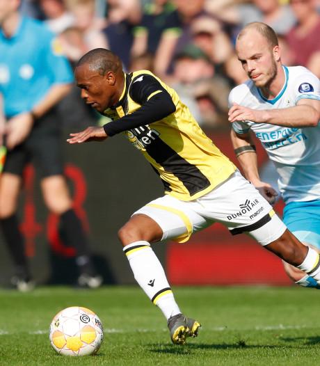 Vitesse-spelmaker Serero wars van angst voor Ajax