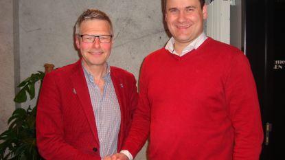 Geert D'hooghe is nieuwe voorzitter Open Vld