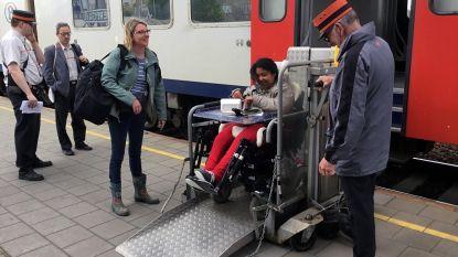 """""""Andersvaliden moeten 3 uur voor vertrek trein kunnen reserveren"""""""