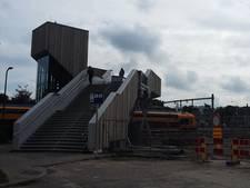 Liften loopbrug Station Dieren maandag toegankelijk