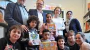 Sint-Pieters-Leeuw opent Taalpunt Nederlands voor kinderen in bibliotheek