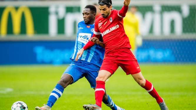 """Sulayman Marreh (AA Gent) krijgt kansen onder coach Vanhaezebrouck: """"Ik hoopte er allang op"""""""