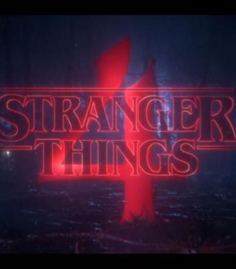 """Netflix dévoile un teaser surprenant pour la quatrième saison de """"Stranger Things"""""""