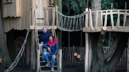 """Plaats eens een ultra-deluxe boomhut in de achtertuin: """"We willen kinderen dichter bij zichzelf en de natuur brengen"""""""
