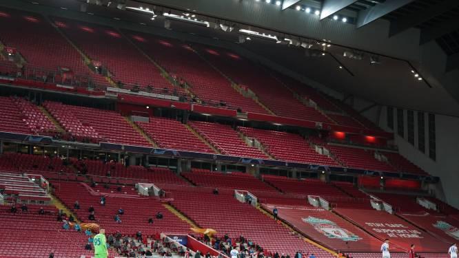 Football Talk. Liverpool mag volgende maand opnieuw fans ontvangen - Reds spelen Champions League-duel tegen Midtjylland in Dortmund