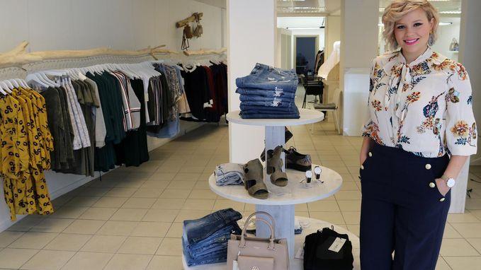 Creatieve Miek (26) kleedt, schminkt én kapt klanten
