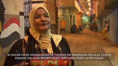 Deze vrouw maakt iedereen elke nacht wakker tijdens ramadan