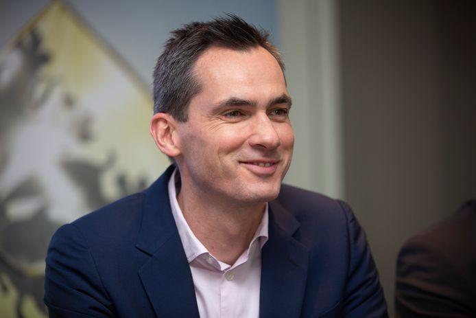 Lorin Parys, ondervoorzitter van N-VA.