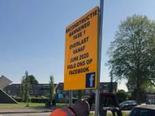 Gorcumse Banneweg gaat medio juni op de schop