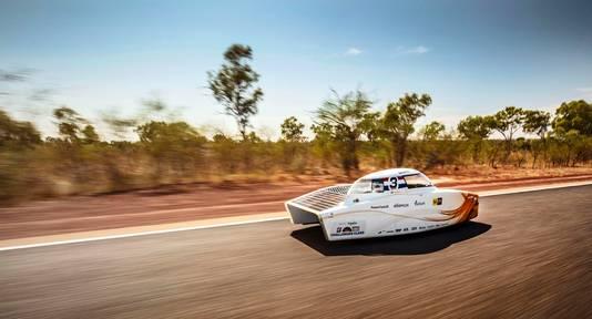 Nuna9 - Stuart Highway, Australië (2017)