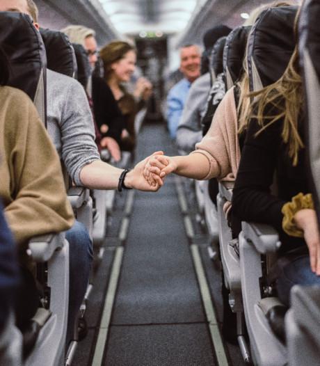 Nijverdalse helpt lotgenoten om van vliegangst af te komen: 'Er ging een wereld voor me open'