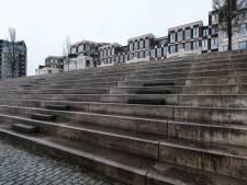IJsselkade Doesburg is er ook om af te zien, want de inwoners zijn te zwaar