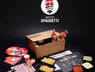 Sint brengt maaltijdboxen Mister Spaghetti aan huis