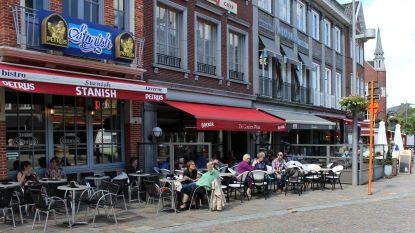 Tieltse horeca krijgt extra terrasruimte op en rond de markt, deel tussen Kortrijkstraat en Bruggestraat verkeersvrij tot eind augustus