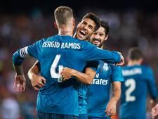 Marco Asensio klopt steeds harder aan de deur bij Real Madrid