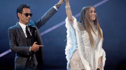 Jennifer Lopez nodigt ex Marc Anthony uit voor bruiloft