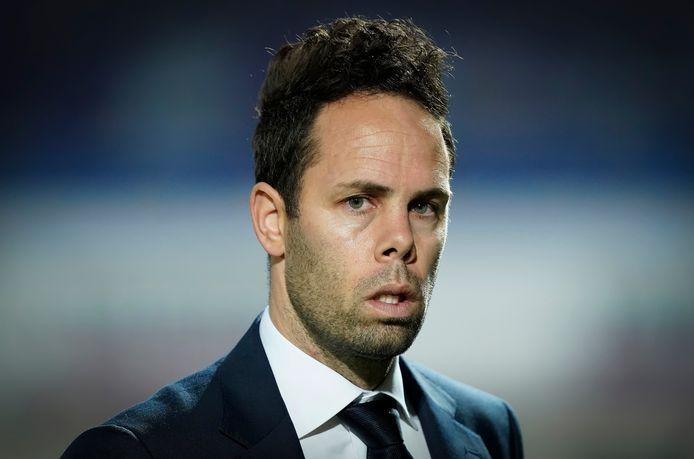 """Erik van der Ven kan weer in relatieve rust werken met FC Den Bosch. ,,We hebben een goede trainingsweek achter de rug"""", aldus de coach."""