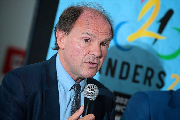 """Vlaams minister van Economie Philippe Muyters is lovend over de animatiereeksen. """"We bulken van het talent"""", zegt hij."""