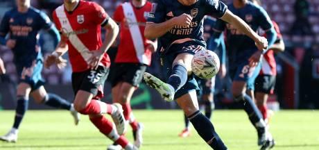 Arsenal, tenant du titre, éliminé par Southampton au 4e tour de la FA Cup