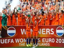 Oranje Leeuwinnen zorgen niet voor stormloop bij Arnhemse clubs