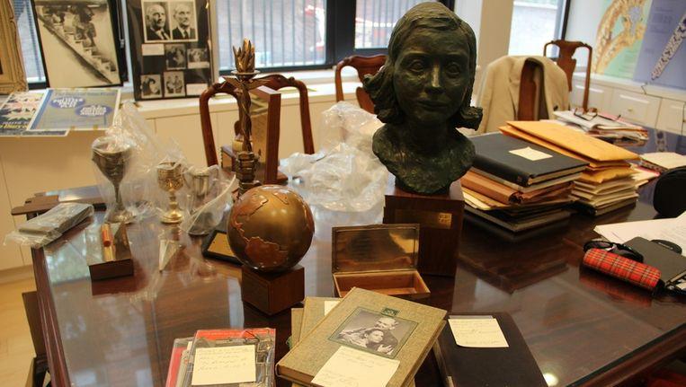 De collectie Schildkraut. Beeld Anne Frank Stichting