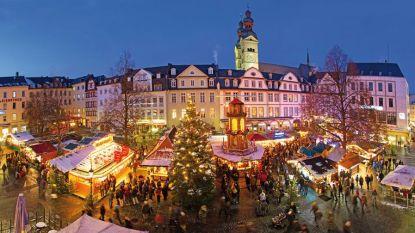 Bezoek aan kerstmarkt in Trier