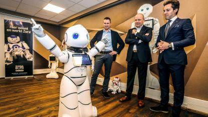 Zora Bots breidt familie uit met Chinese robot Oliver