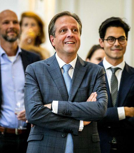 Alexander Pechtold wordt crisismanager bij renovatie Binnenhof
