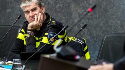 Politiechef Amsterdam onderbreekt vakantie na moorden op advocaat en voetballer