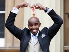 Mo Farah verkozen tot Britse Sportpersoonlijkheid van het Jaar