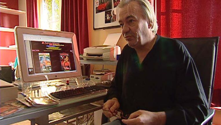 Pornomaker Eddy Lipstick.