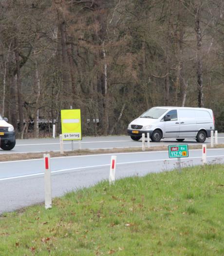 Gemist? Dronken Duitser op A1 gepakt na incident op vliegbasis, cijfers stelende asielzoekers Kampen kloppen niet