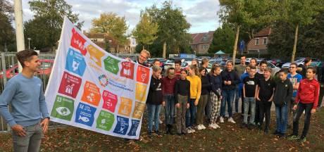 Deurne hijst vlag voor duurzaamheidsdoelen