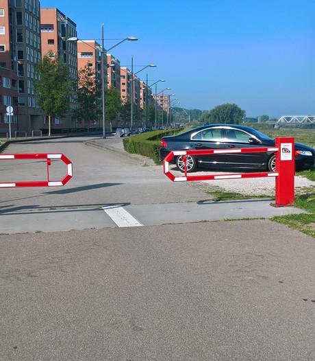 Roadblocks Hoge Maasdijk maken snel plaats voor permanente versmalling