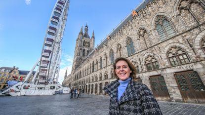 Emmily Talpe (Open Vld)  op twee plaats voor het Vlaams parlement