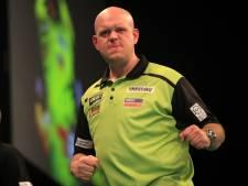 Van Gerwen klopt Wright weer, maar verliest finale Players Championship