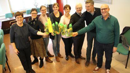 Lendelede investeert in herbruikbare drinkflessen