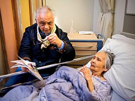 Kamervragen over 91-jarige vrouw die urenlang op ambulance moest wachten