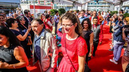 Bewoners wijk Opex schitteren op rode loper Filmfestival