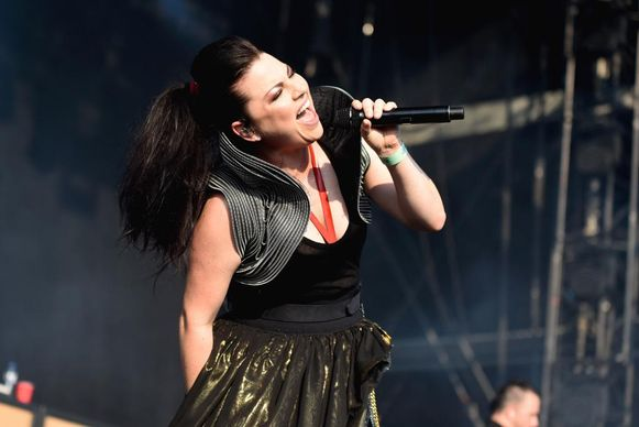 Amy Lee van Evanescence