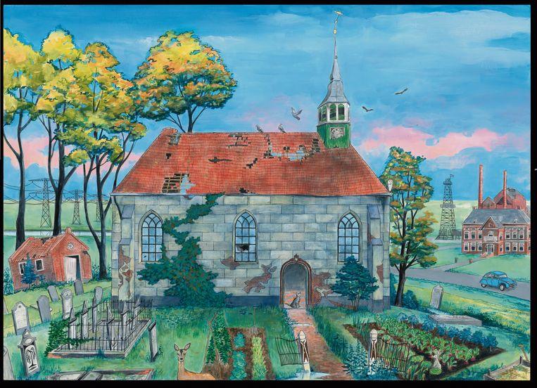 null Beeld Afbeelding uit 'De kerk als tijdmachine'.