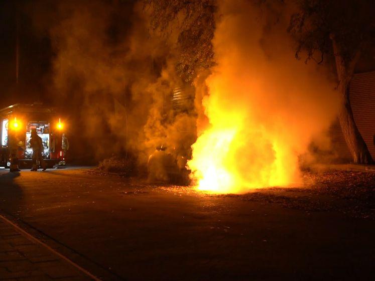 37ste autobrand in Deventer binnen een jaar