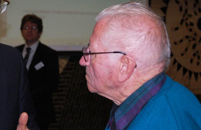 Jan Vogelaar overleed op 88-jarige leeftijd.
